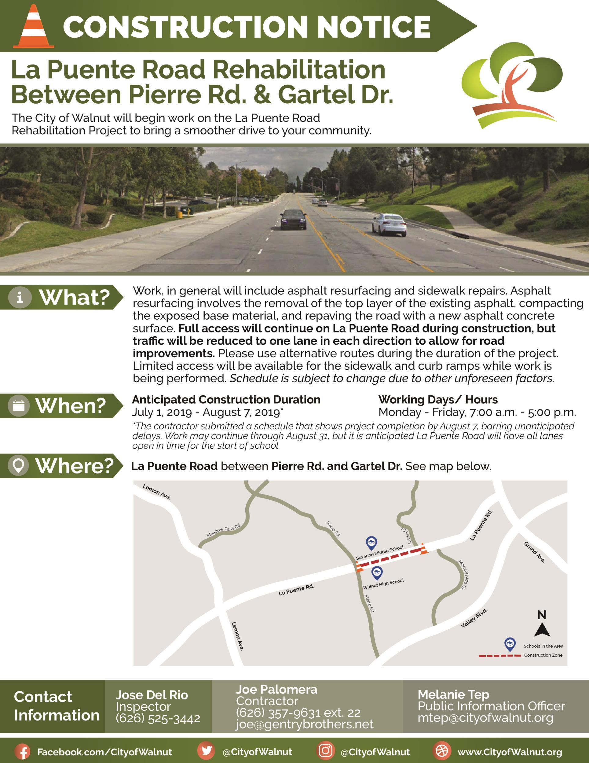 La Puente Road Notice_Final-01
